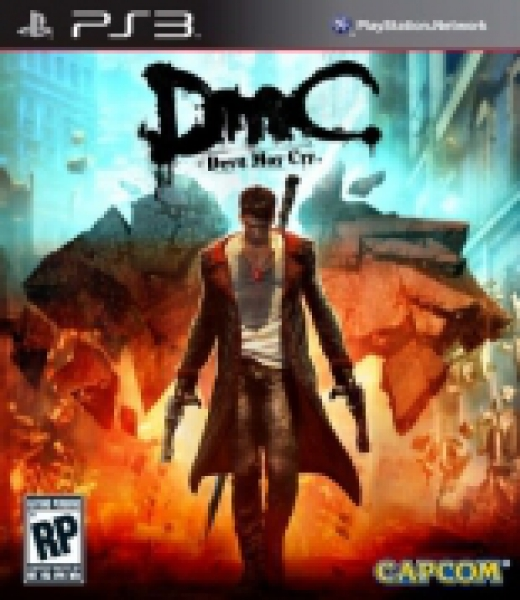 Playstation 3 DmC Devil May Cry