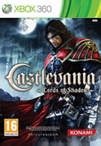 Xbox 360 Castlevania: Lords of Shadow