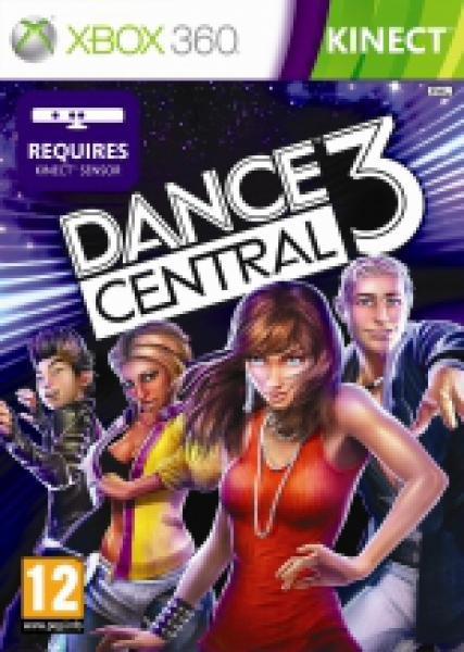 Xbox 360 Dance Central 3