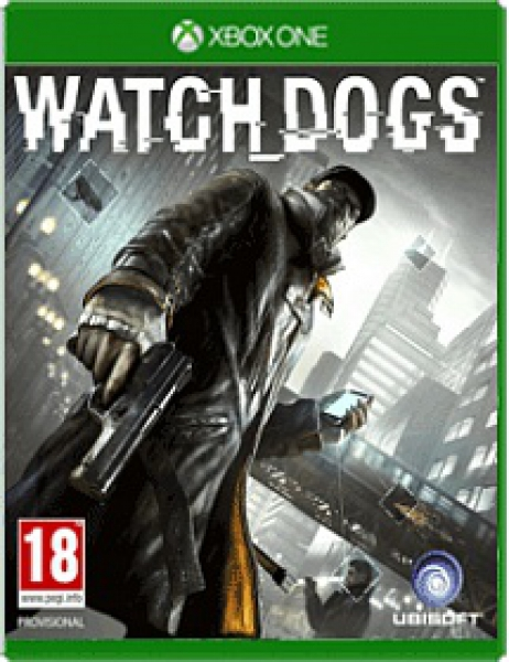 Xbox one Watch Dogs Breakthrough edition