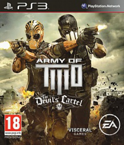 Playstation 3 Army of Two: The Devil`s Cartel
