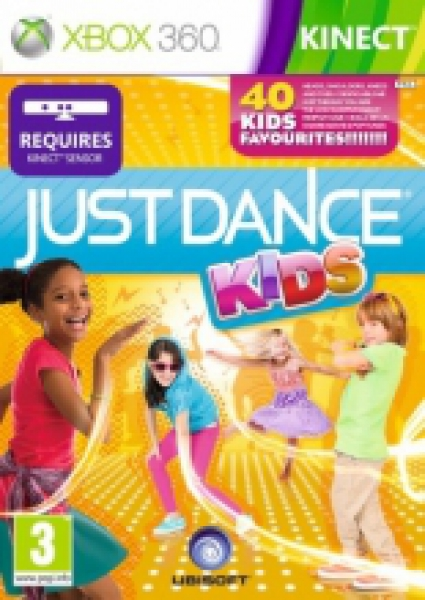 Xbox 360 Just Dance Kids