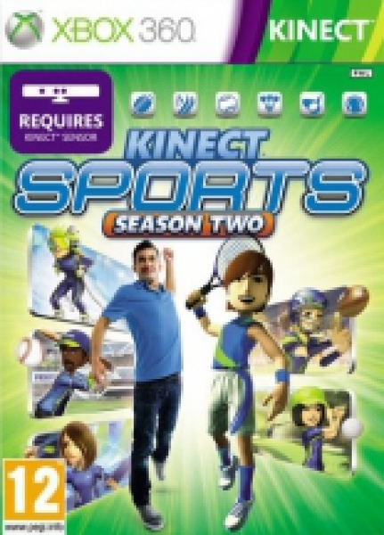 Xbox 360 Kinect Sports 2
