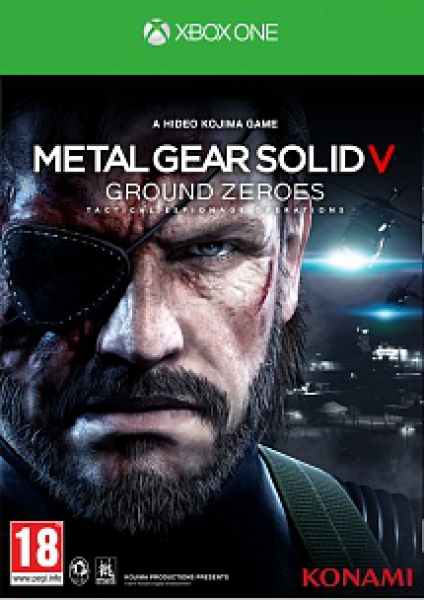 Xbox one One Metal Gear Solid V: Ground Zeroes