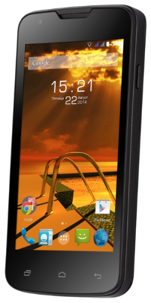 FLY IQ4401 ERA ENERGY 2 BLACK (2 SIM)